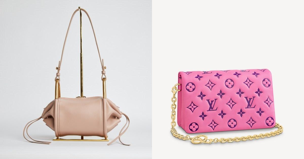 2021春夏腋下包推薦Top10!Dior「馬鞍包」、Chloé「BonBon」...,Prada「Cleo」人氣爆增