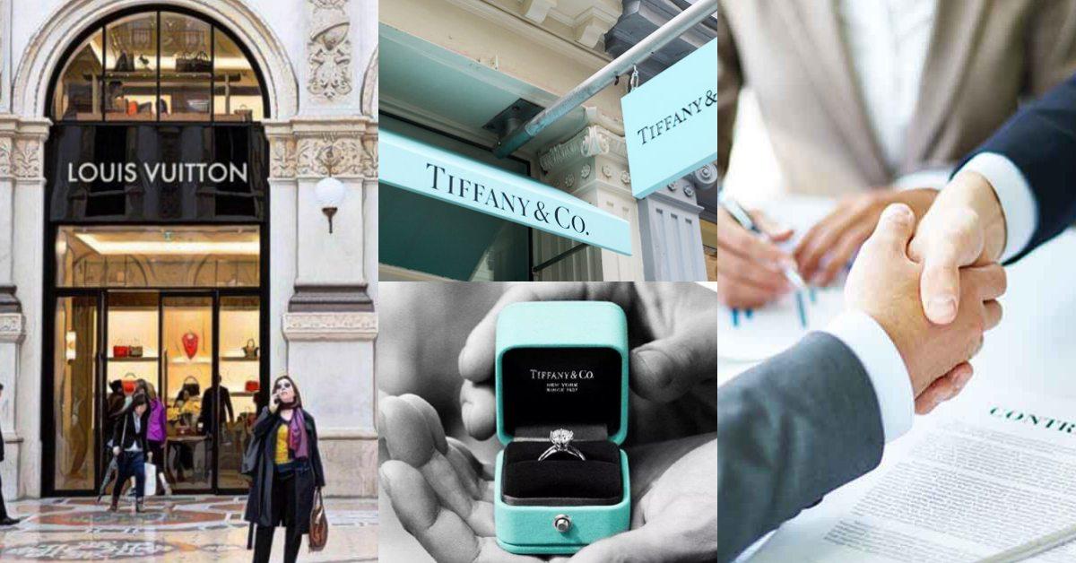 【2019大小事】Tiffany被LV集團買下、Off-White被電商收購...年度8大品牌併購案怎麼影響市場?