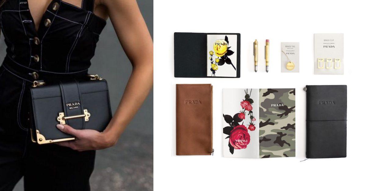 千元價就就能收藏Prada?品牌推旗艦限定店,超美配件、生活小物無痛入手