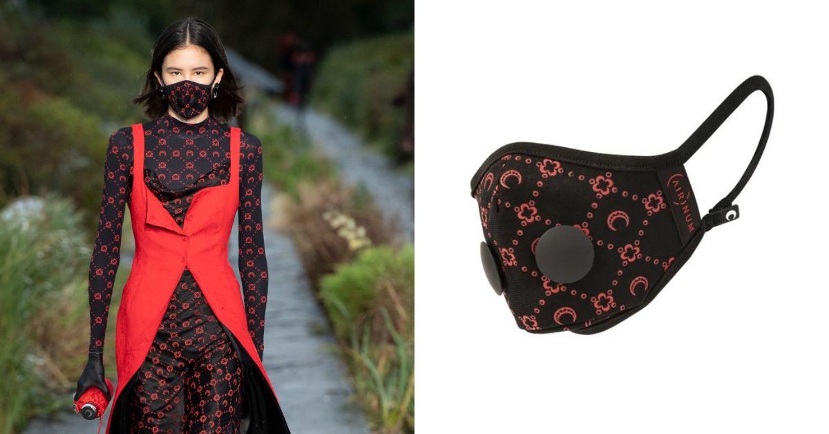 防疫也能很時尚?這個被LV力捧的設計師推出的「時尚口罩」台灣也有賣!
