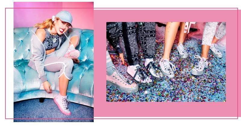Converse與叛逆女孩Miley Cyrus聯名合作?!背後的原因你一定要知道...