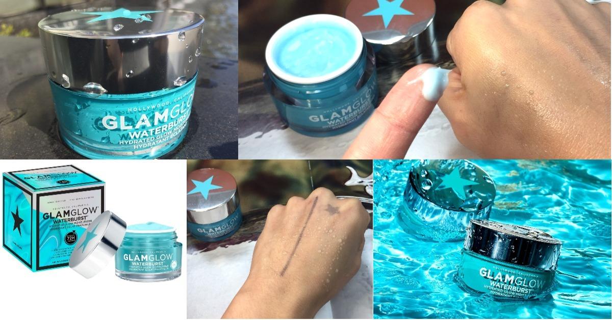是肌膚加濕器!Glamglow新作長效補水發光凝霜,保濕效果讓人直呼amazing!