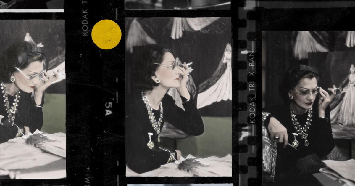 香奈兒當過巨星御用造型師?Chanel用一部微電影告訴妳香奈兒女士不為人知的5件事