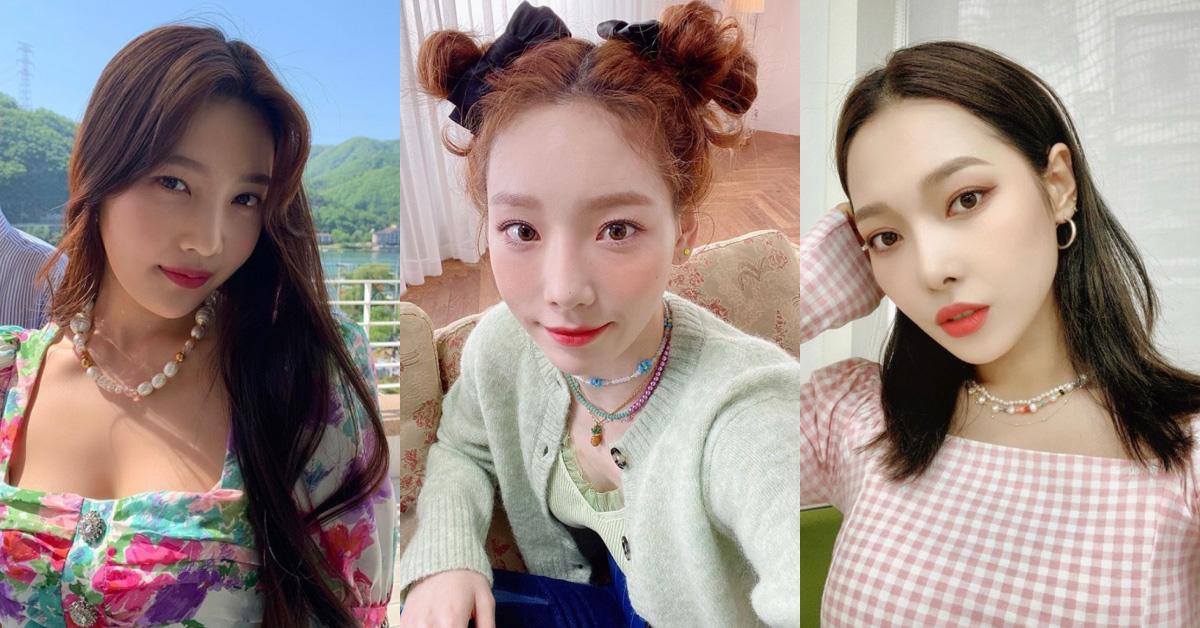 太妍、潤娥私下最愛飾品大公開!藝人好友紛紛下單,甚至連Jessica、BTS也開始手作?