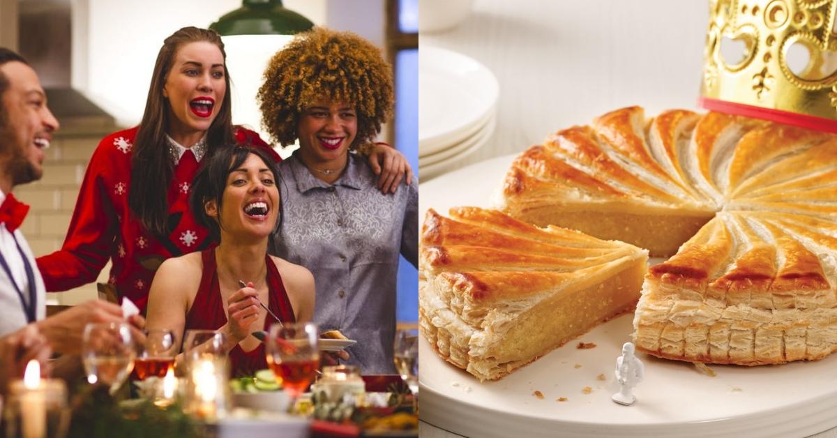 台北4家「聖誕傳統美食」餐廳推薦!法國「國王派」、義大利「潘那多尼」免出國也能享受各國聖誕氛圍