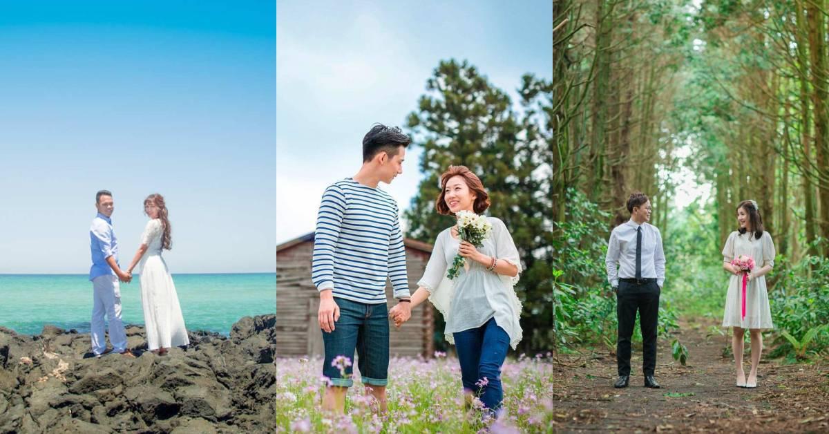 【韓國】濟州島情侶約會推薦:情侶外拍、豪華遊艇、泰迪熊博物館、賞楓一日遊&森林之旅,與另一半攜手體驗濟州島浪漫行程!