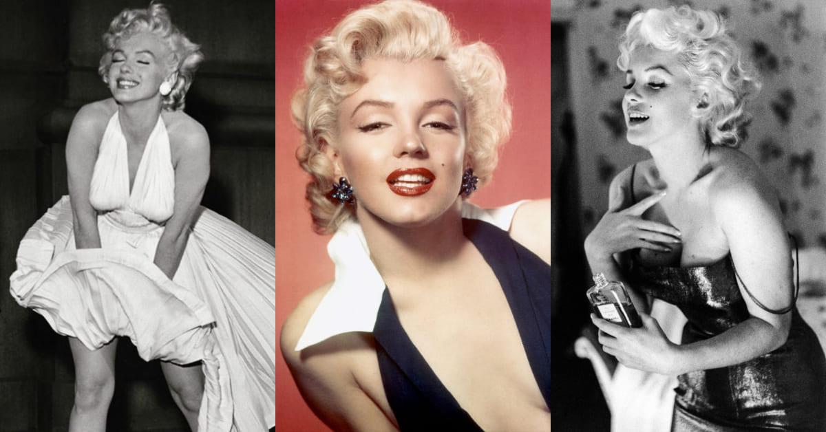 瑪莉蓮夢露8月5號過世!全球最有名最性感的女人金句不斷,包括「我只穿香奈兒Chanel N°5睡覺」