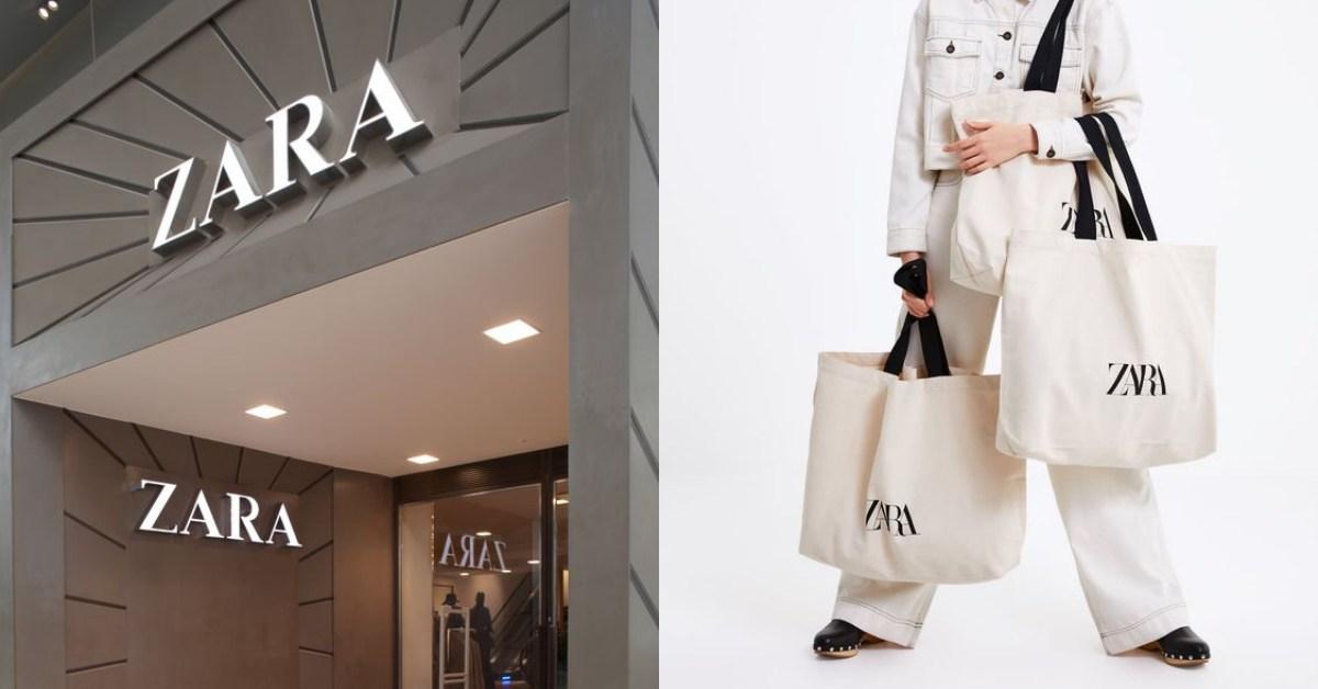 快時尚不再等於浪費!Zara加入環保行列,宣佈未來將用100%永續材質!