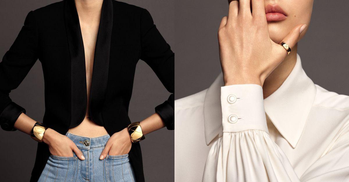 Chanel Coco Crush珠寶穿搭9招學起來!基本款單品也能讓你變身時髦部落客