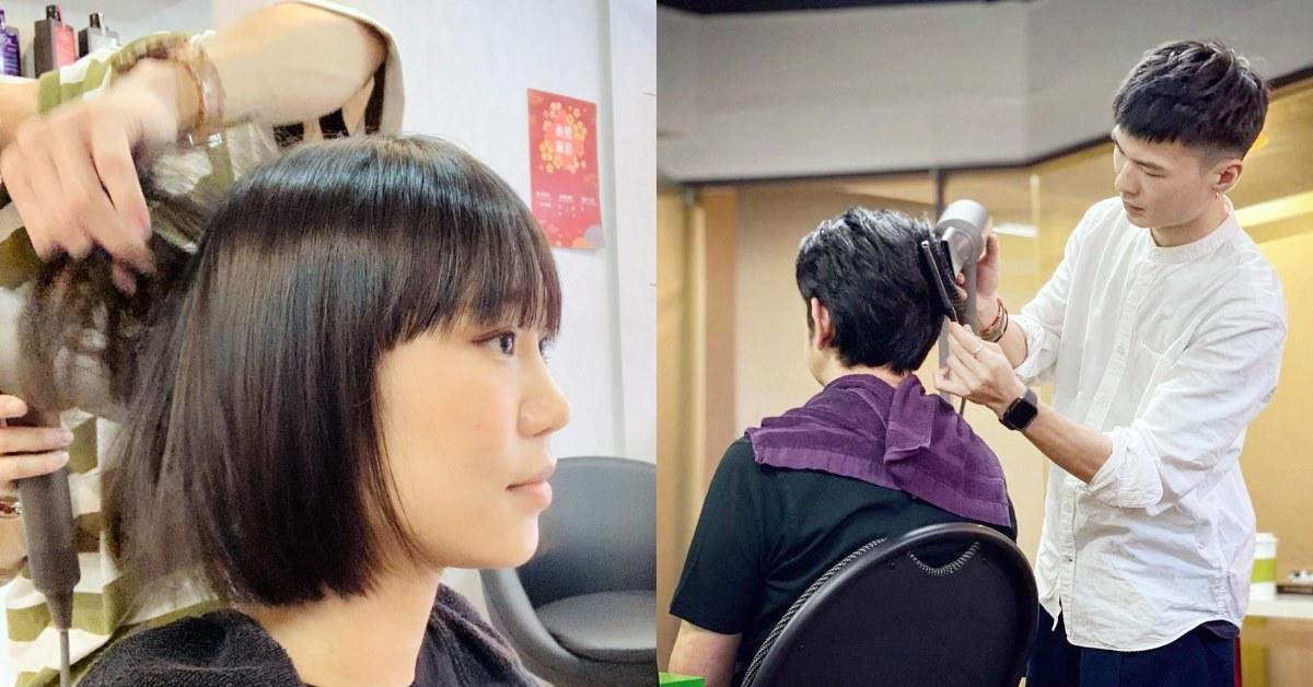 【洗頭時間】行天宮Envy Hair Studio號稱女神製造所,內藏「智能魔鏡」靠AI幫你設計髮型