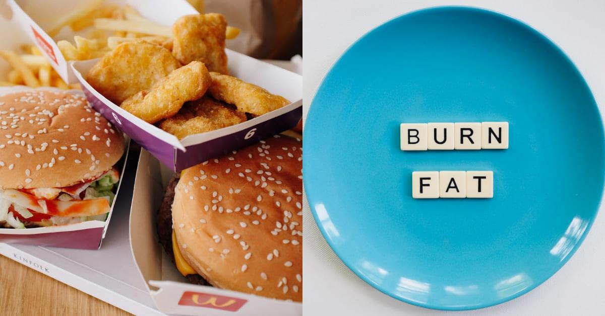 吃麥當勞會瘦?美國論壇爆紅「速食減肥餐」,百斤美女實測,結果出乎你意料之外