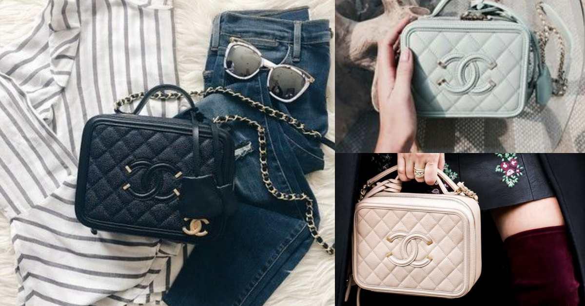 【10Why個為什麼】Chanel這款化妝箱只花4年就成為女孩心中的新經典?原來它的魅力就在...