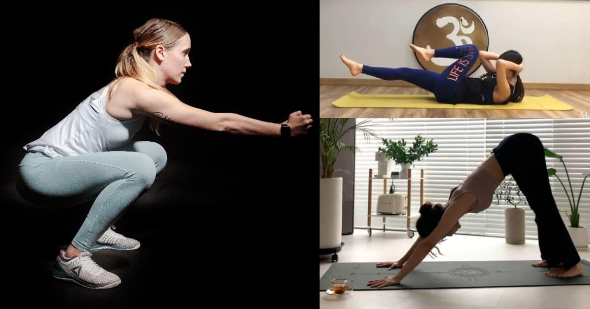 宅在家也能訓練肌力!7個在家健身Instagram推薦,初學者也能輕易上手,強化核心甩開惱人小腹婆