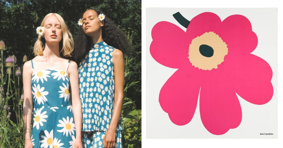 Uniqlo最愛的芬蘭品牌Marimekko,因為「藍心湄」知名度爆增!它究竟有何魅力?