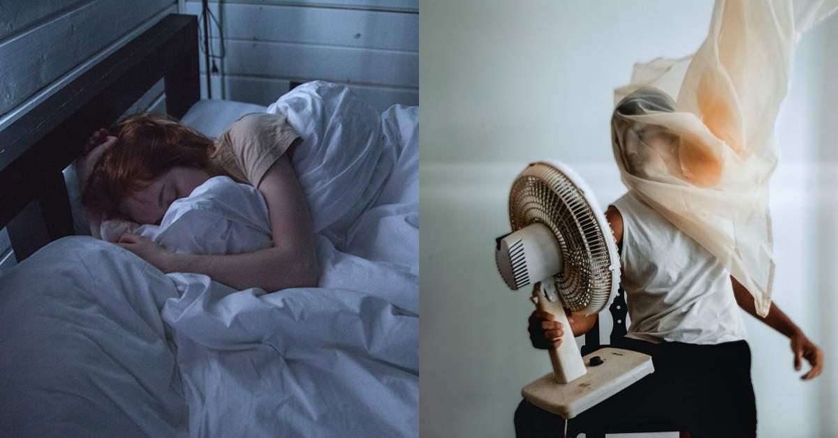 失眠怎麼辦?專家推薦5個「好眠秘訣」,丟掉安眠藥,冷氣開太冷是最大禁忌!