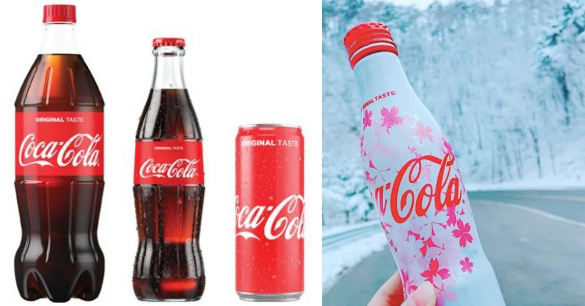 大人感飲品、櫻花系包裝推出!可口可樂第一款酒精飲料將於日本微醺上架