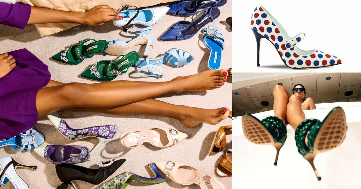 高跟鞋每穿必痛?專家點出「4大關鍵」,原來買鞋要看時辰,這種高度、款式最舒服