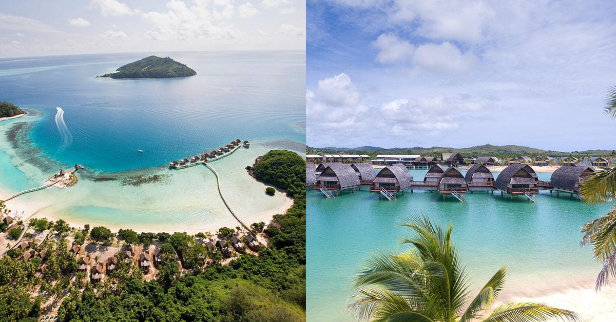 最純淨海洋、細白沙灘夢幻秘境!這個夏天就到「斐濟」南太平洋的世外桃源度假去