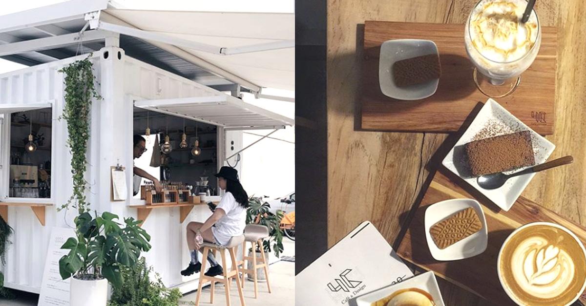 不用飛韓國,貨櫃屋咖啡廳台灣一樣喝得到,CP值極高「四家」都在這