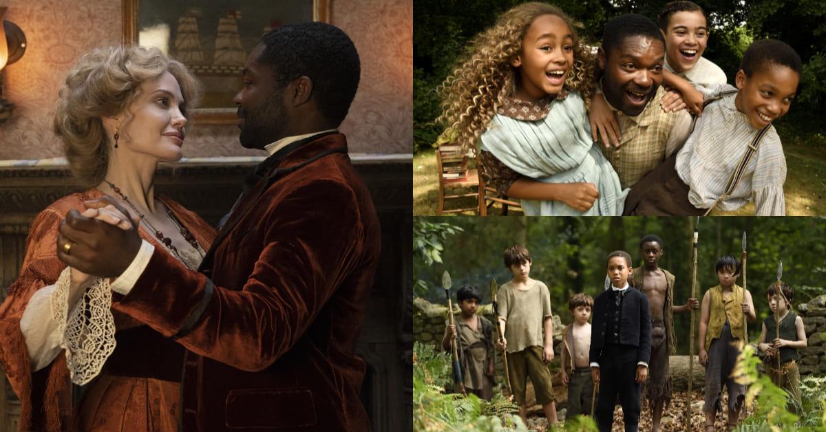 安潔莉娜裘莉2020年巨作《愛麗絲與夢幻島》!《愛麗絲夢遊仙境》加上《彼得潘》,兩大經典童話一次看
