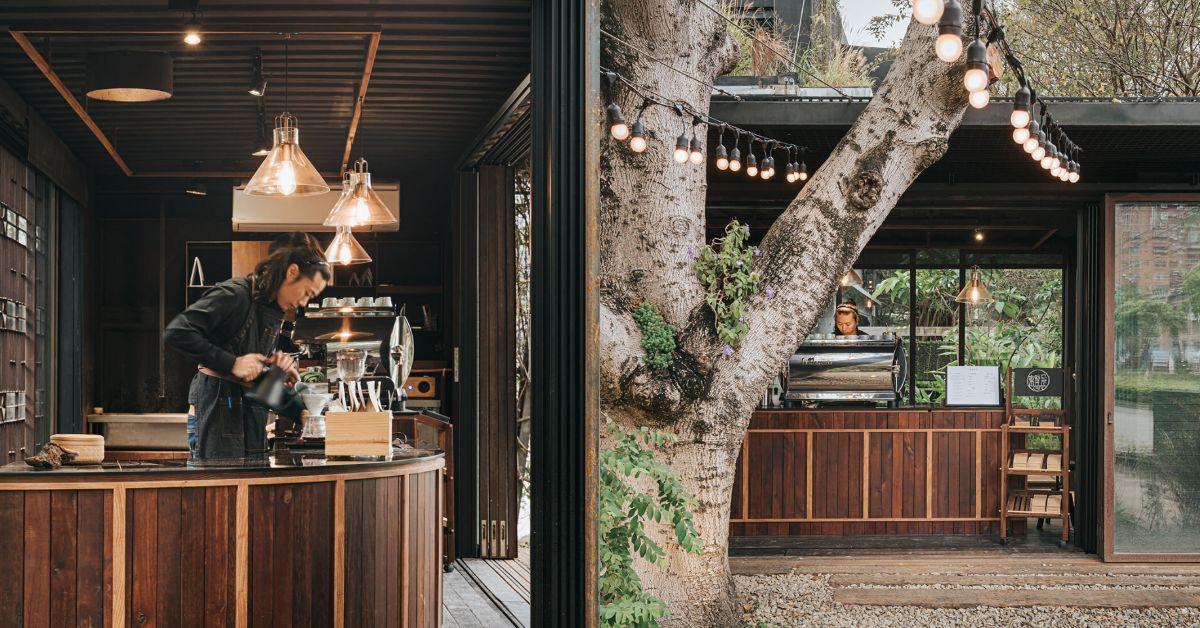 新竹「厚食聚落」宛如世外桃源!市集、客家美食、油坊、時髦咖啡館散落樹林間