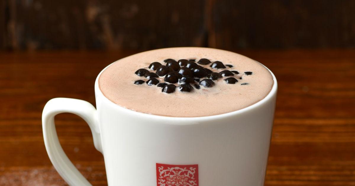 春水堂超暖心!為了一個高中女孩而賣的巧克力奶茶,到底有啥魔力?