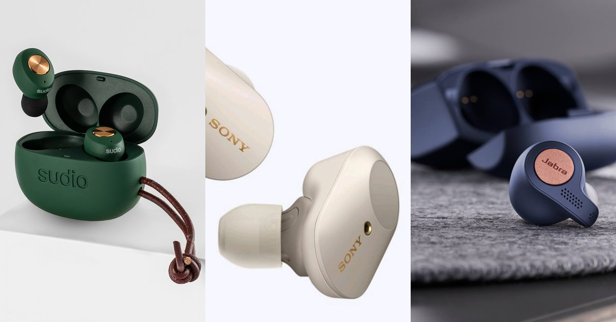 不想跟風用Airpods?5款無線藍牙耳機推薦,霧感黑、夜幕綠、貴氣金你絕對會愛上!