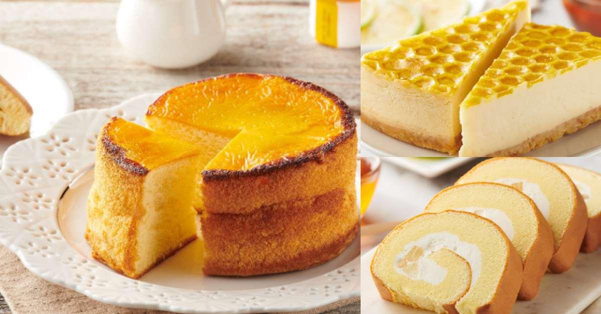 《全聯》x《蜜蜂工坊》推出新一波聯名甜點,蜂蜜控必搶8樣甜品