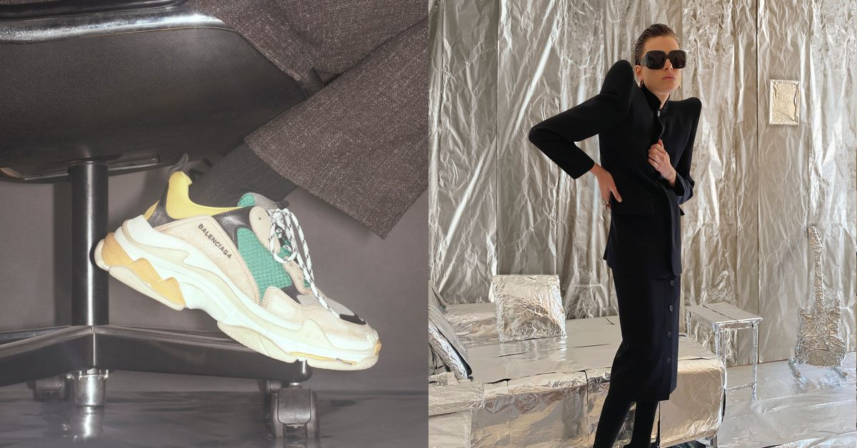 【10Why個為什麼】Balenciaga不靠老爹鞋、機車包也賣翻!這10招讓它2021繼續紅下去
