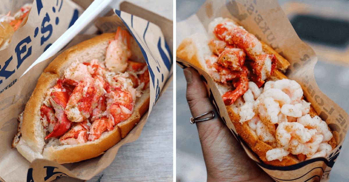 紐約龍蝦堡 Luke's Lobster 今日微風開幕! 捕蝦人創辦的品牌,美味讓千里外的日本人都搶瘋!