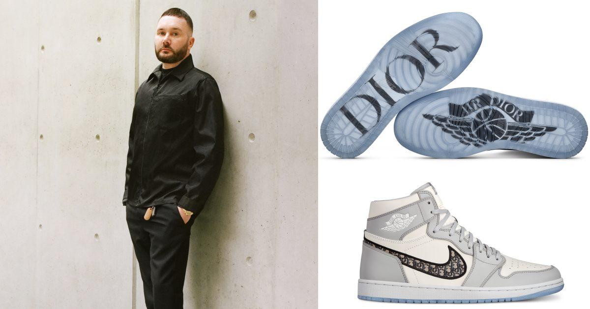 【10Why個為什麼】Dior球鞋、LV Supreme秒殺都是因為他!身兼Dior及Fendi創意總監 ,關於Kim Jones你要知道的10個小故事