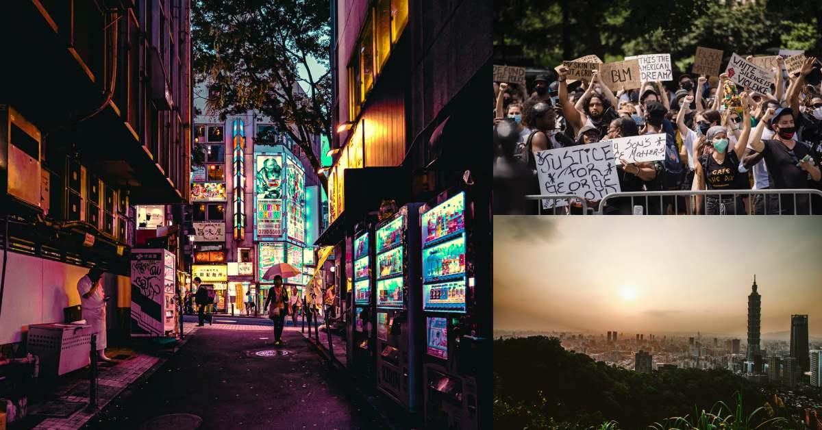 2021全球「最安全國家」Top10!台灣名列世界第二,日本治安亮紅燈的原因是….
