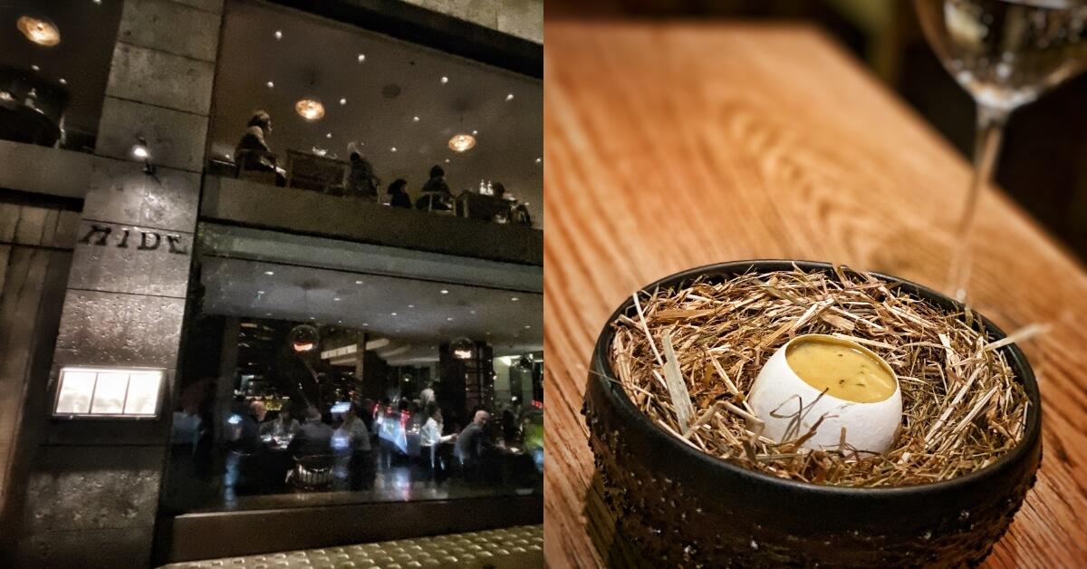 【D Theories】Hide一如其名,隱身在倫敦Mayfair區中的輕奢星級餐廳