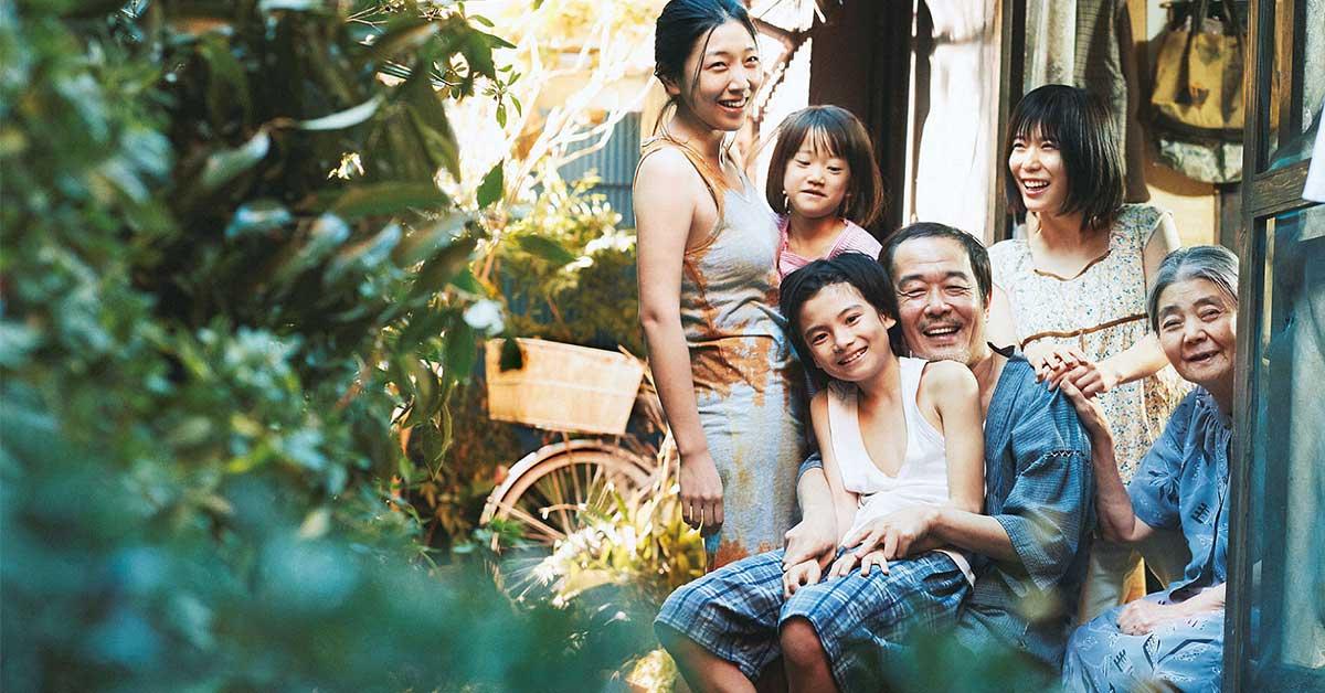 《小偷家族》|無法成為「家人」的家人──沒有身分的社會邊緣人,有資格擁有家庭嗎?