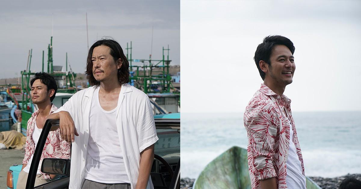 台版角頭尬日本黑道?《亡命之途》妻夫木聰、豐川悅司拍到愛上台灣味