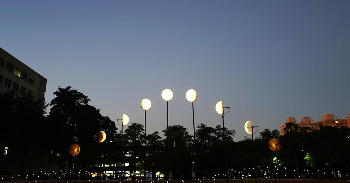 新竹交大「觀月計畫」帶你私奔到月球!月相圓缺美到垂淚