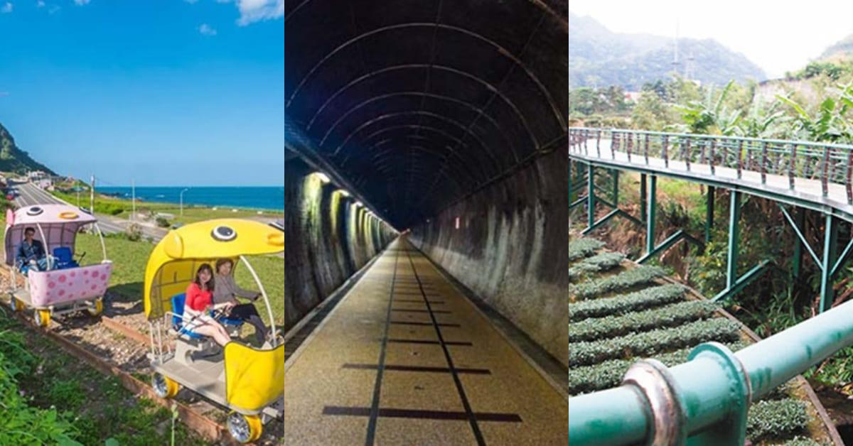 台北單車輕旅遊!北部5條「絕美腳踏車路線」推薦,讓你探索未知秘境