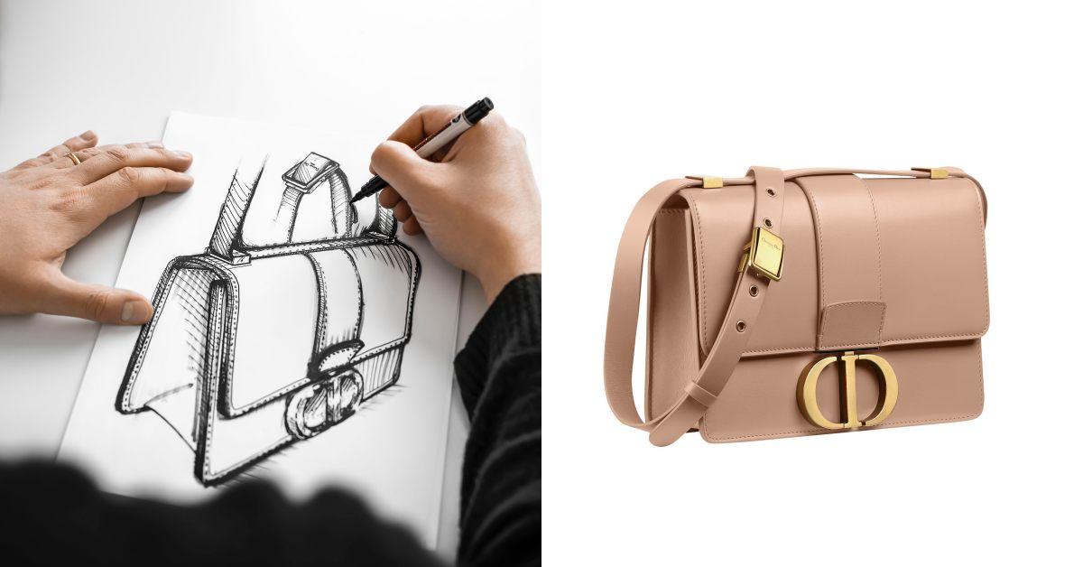 Dior「蒙田包」一上架就賣翻,10款最新推薦,秒登品牌新IT Bag