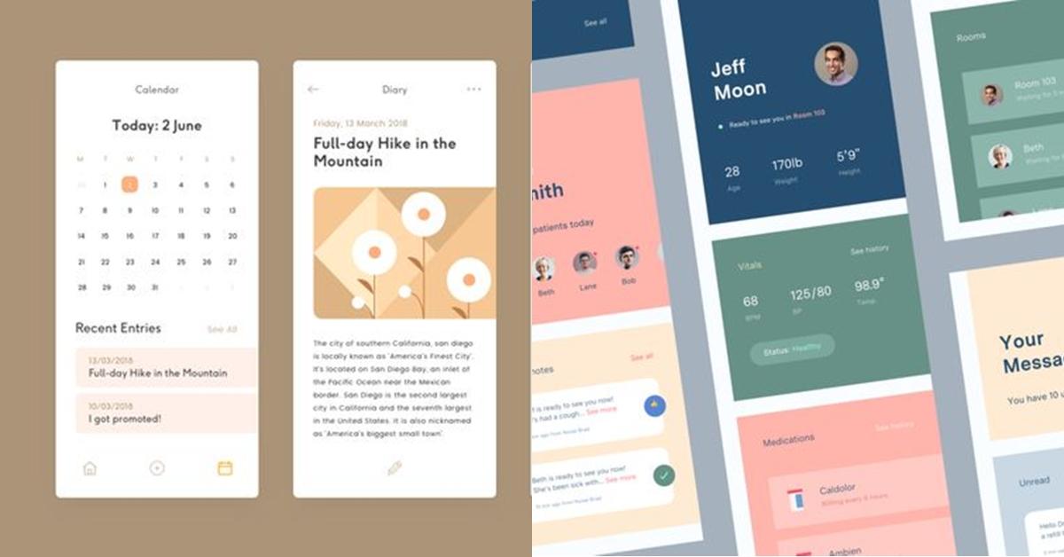 無聊生活需要來點儀式感!5款高質感手帳App推薦,輕鬆記錄每天生活大小事
