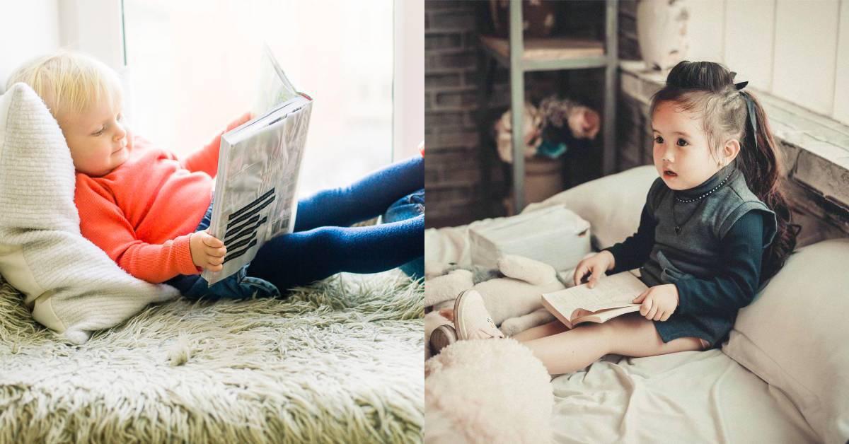 暢遊奇幻的童話世界!萌童推薦5大書單,防疫在家親子共讀感情瞬間升溫