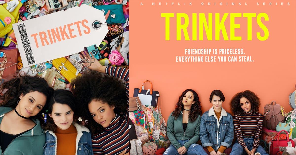 Netflix又一齣極品美劇推薦!2019必看的《小偷小搶》,把青少女的偷竊癖變成題材
