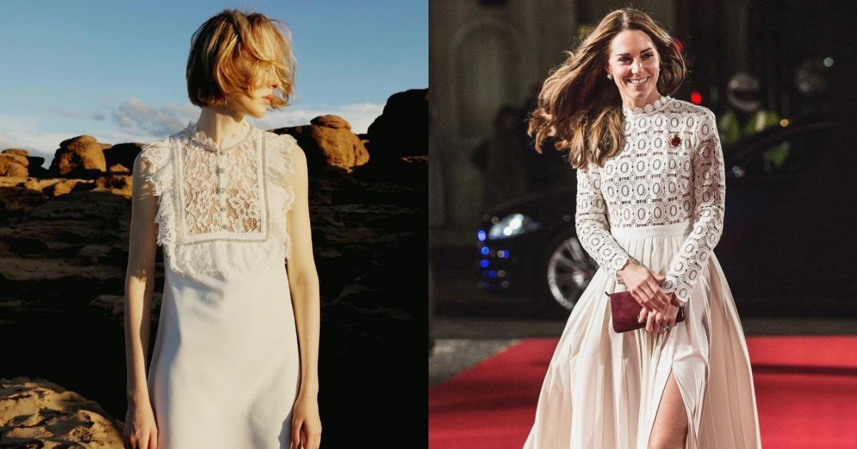 凱特王妃、林志玲最愛洋裝「Self-Portrait」,2021年1月台北一號店開幕 ,不用再麻煩代購