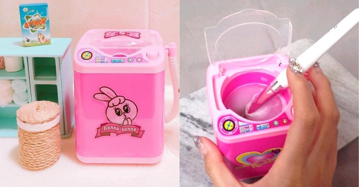 韓國大創刷具洗衣機正夯!特搜各式超實用洗刷具神器