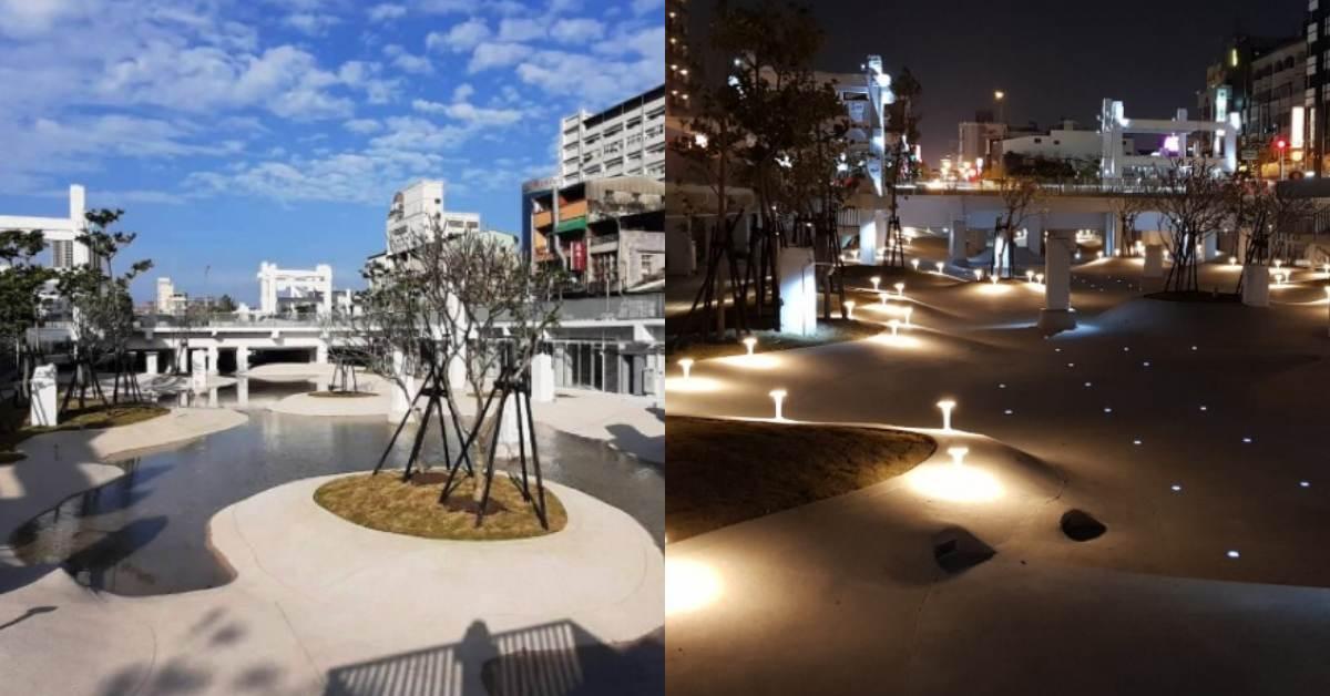 台南全新打卡指標!世界七大令人期待公園「河樂廣場」瀉湖美景、舊城改建3大亮點一次揭曉!