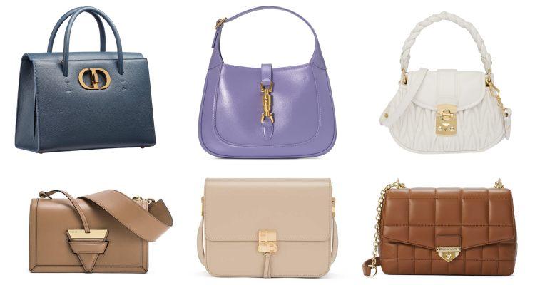 精品包入門款推薦這20款 !BV、Celine、Dior、Gucci....第一款包絕對要挑「金釦包」