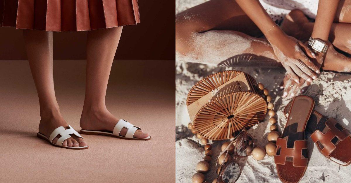 【10Why個為什麼】Hermès包包賣輸這拖鞋?Oran Sandal靠這10點走紅23年!