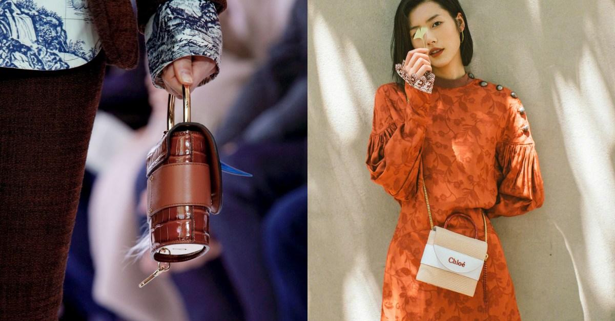 Chloé「迷你版鎖頭包」包身變成一顆鎖頭!8/13全球首賣,預測為新一代IT Bag