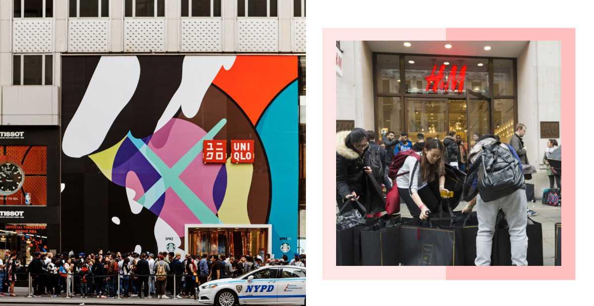 不步入Forever21後塵!H&M、Uniqlo、Zara祭出「這招」成功轉型?