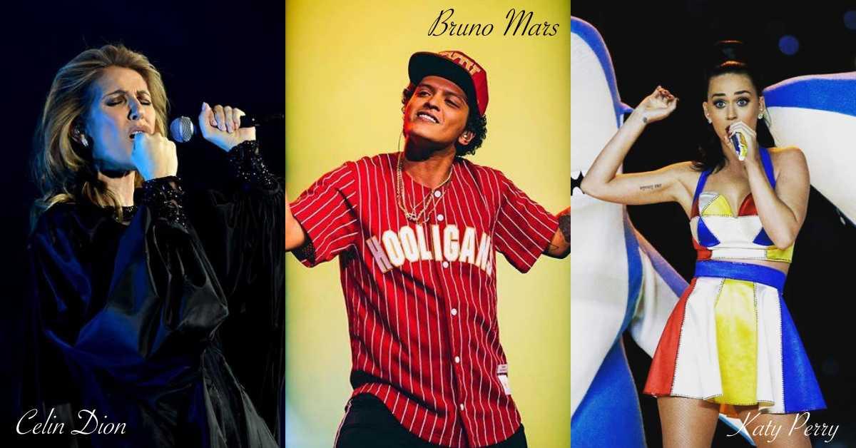 凱蒂佩芮、席琳狄翁、約翰傳奇都將來台!2018上半年歐美巨星演唱會總整理