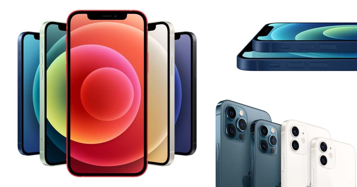 iPhone12懶人包!價錢、上市時間、外觀、相機一次大公開,讓你不再跟風盲買!